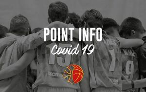 POINT INFO COVID : ENTRAINEMENTS MAINTENUS A CORNEBARRIEU & MONDONVILLE